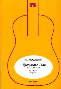 Spanischer Tanz (zwei Gitarren-Download)