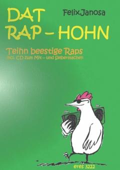 Dat Rap-Hohn (Liederbuch mit CD)