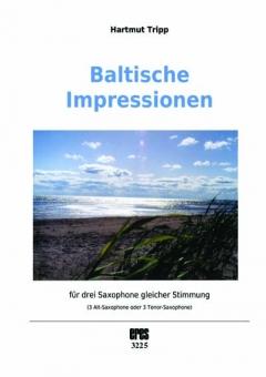 Baltic Impressions (3 saxophones)