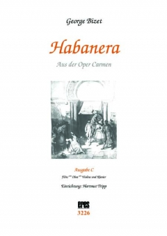 Habanera (Ausgabe C-DOWNLOAD)