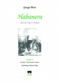 Habanera (Edition in Eb-DOWNLOAD)