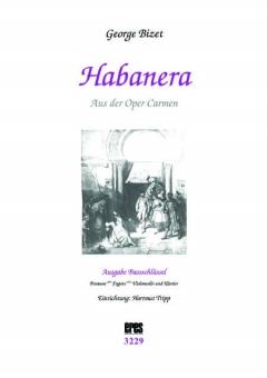 Habanera (Ausgabe Bassschlüssel)