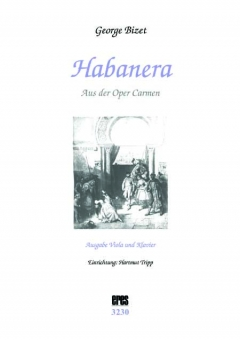 Habanera (viola and piano-DOWNLOAD)