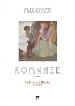 Romance in G-major (violin & piano)