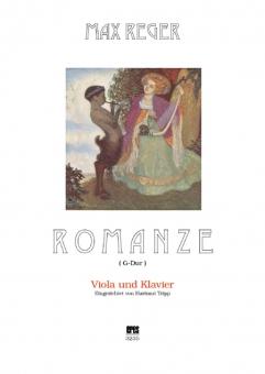 Romanze G-Dur (Viola & Klavier)