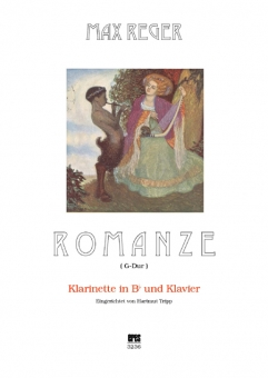 Romanze G-Dur (Klarinette in Bb & Klavier)
