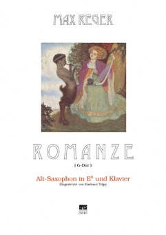 Romanze G-Dur (Alt-Saxophon & Klavier)-DOWNLOAD