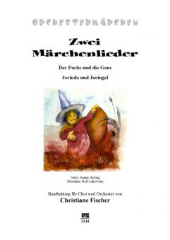 Zwei Märchenlieder (Chor und Orchester)