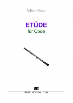 Etude for oboe