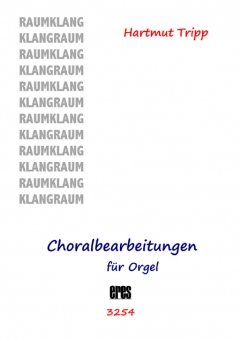 Choral arrangements for organ