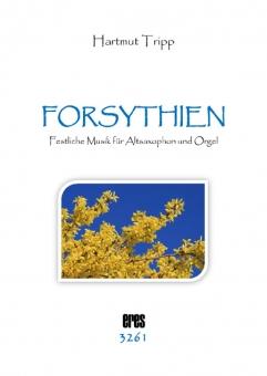 Forsythien (alto sax. & organ)