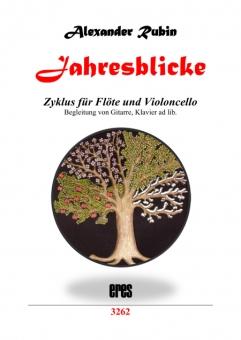 Jahresblicke (flute,violoncello)