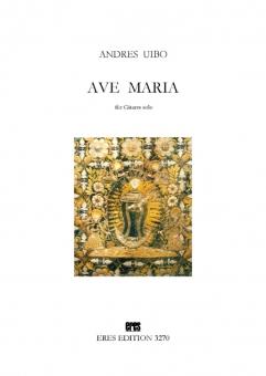 Ave Maria (Gitarre)