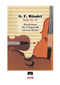 Suite Nr. 11 (3 Violoncelli)