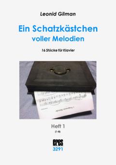 Ein Schatzkästchen voller Melodien Heft 1 (DOWNLOAD)