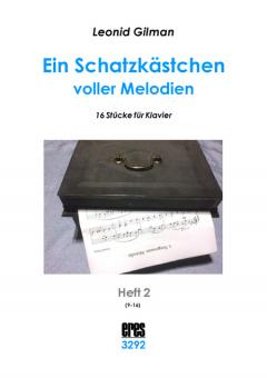 Ein Schatzkästchen voller Melodien Heft 2 (DOWNLOAD)
