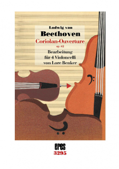 Coriolan-Ouverture (4 Violoncelli) DOWNLOAD