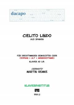 Cielito Lindo (Klavier)