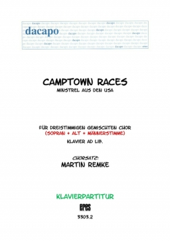 Camptown races (Klavier)