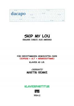 Skip To My Lou (Klavier)