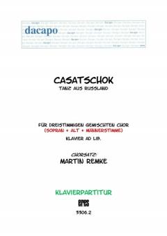 Casatschok (Klavier)