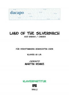Land of the Silverbirch (Klavier)