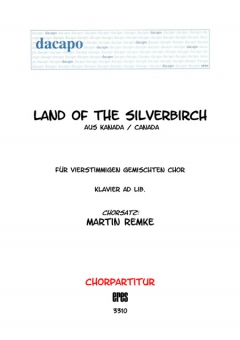 Land of The Silverbirch (gemischter Chor 3st)