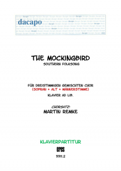 The Mockingbird (Klavier)