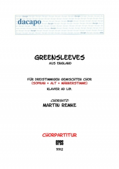 Greensleeves (3st.) 111
