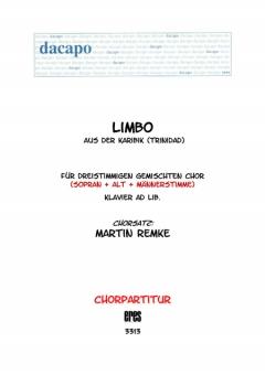 Limbo (gemischter Chor 3st)