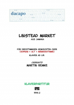 Linstead Market (gemischter Chor 3st)