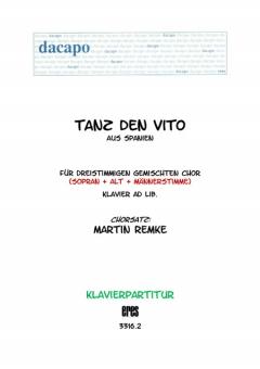 Tanz den Vito (Klavier)