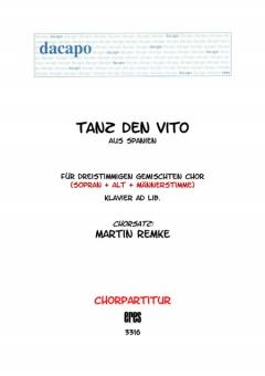 Tanz den Vito (gemischter Chor 3st)