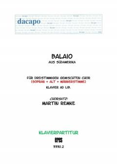 Balaio (Klavier)