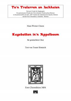 Hagebutten in´n Appelboom (gemischter Chor)