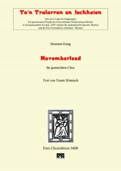 Novemberleed (gemischter Chor)