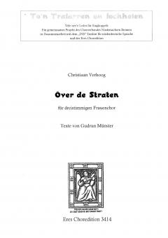 Över de Straten (Frauenchor 3st)