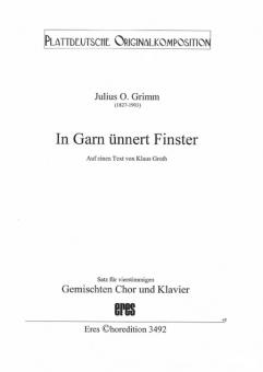 In Garn ünnert Finster (gemischter Chor)