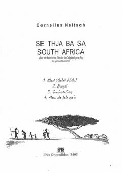 Se Thja Ba Sa South Africa (gemischter Chor)