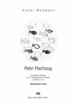 Petri Fischzug (gemischter Chor)