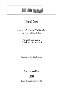 Zwei Adventslieder (Frauenchor 3st / Klavier)