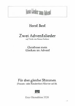 Zwei Adventslieder (Frauenchor 3st)