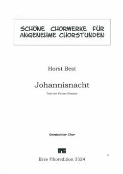 Johannisnacht (gemischter Chor)