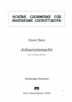 Johannisnacht (Frauenchor 3st)
