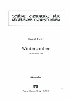 Winterzauber (Männerchor)