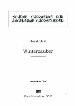 Winterzauber (gemischter Chor)