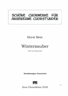 Winterzauber (Frauenchor 3st)