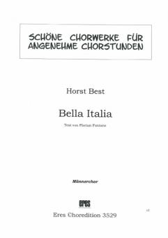 Bella Italia (Männerchor)