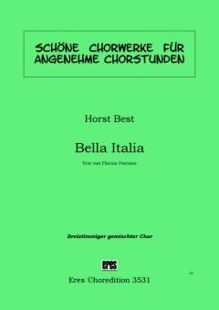 Bella Italia (gemischter Chor 3st)