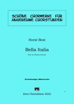 Bella Italia (Männerchor 3st)
